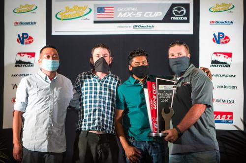 Global Mazda MX-5 Cup