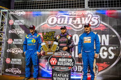 overton podium